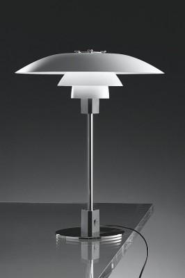 PH glass shade lamp